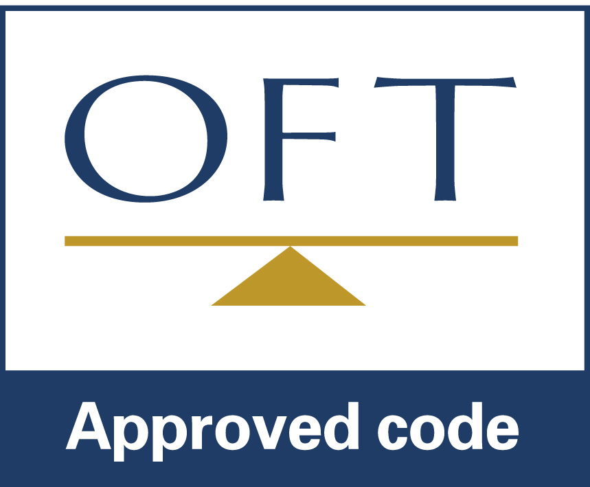 OFT-approved-code-logo