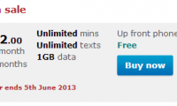 o2 Flash deal