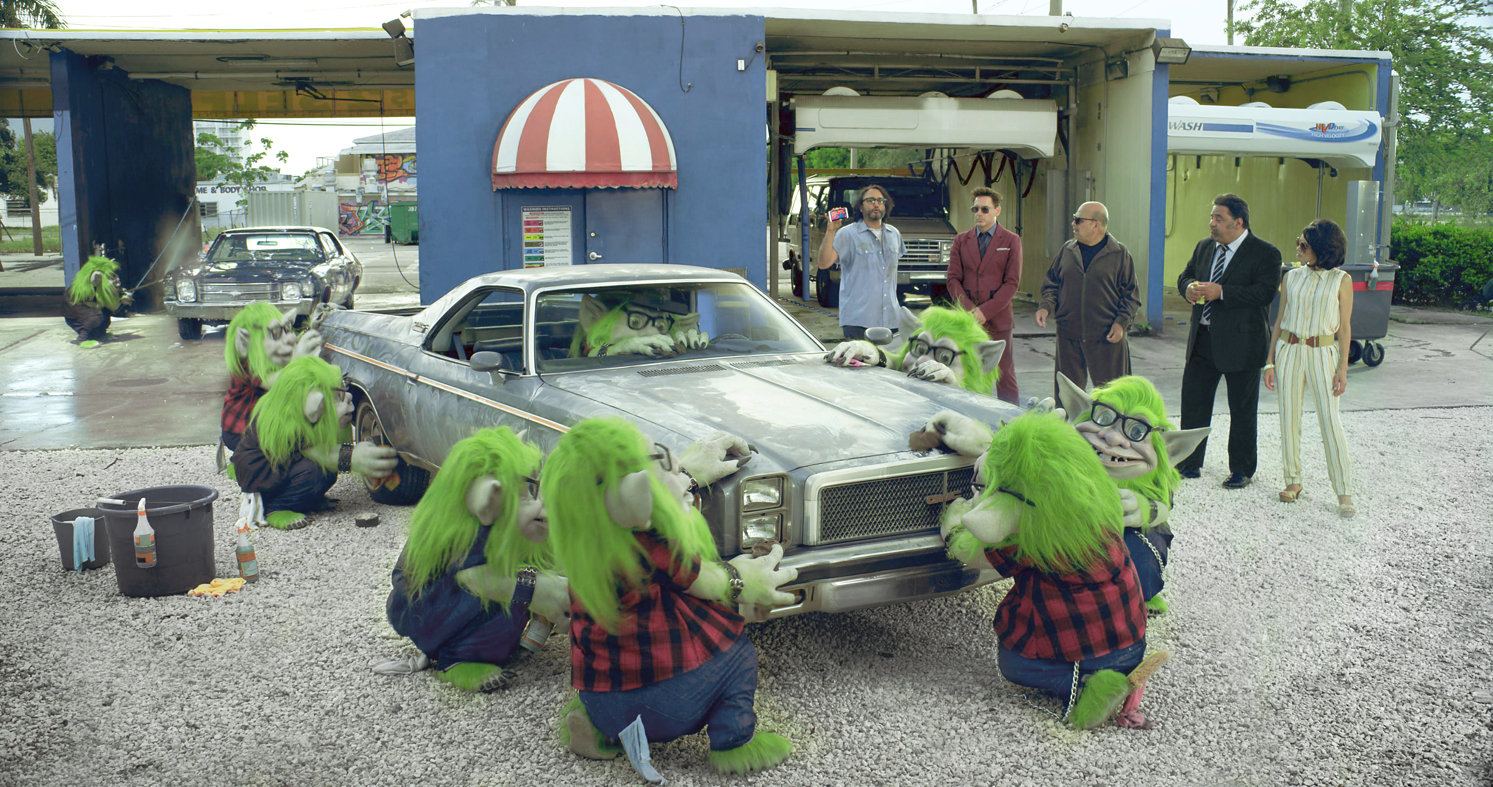 Troll Carwash 1