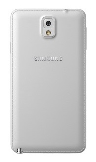 Galxy Note3_003_back_Classic White