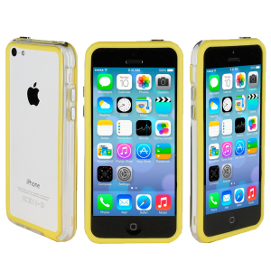 genx-bumper-case-for-apple-iphone-5c-yellow
